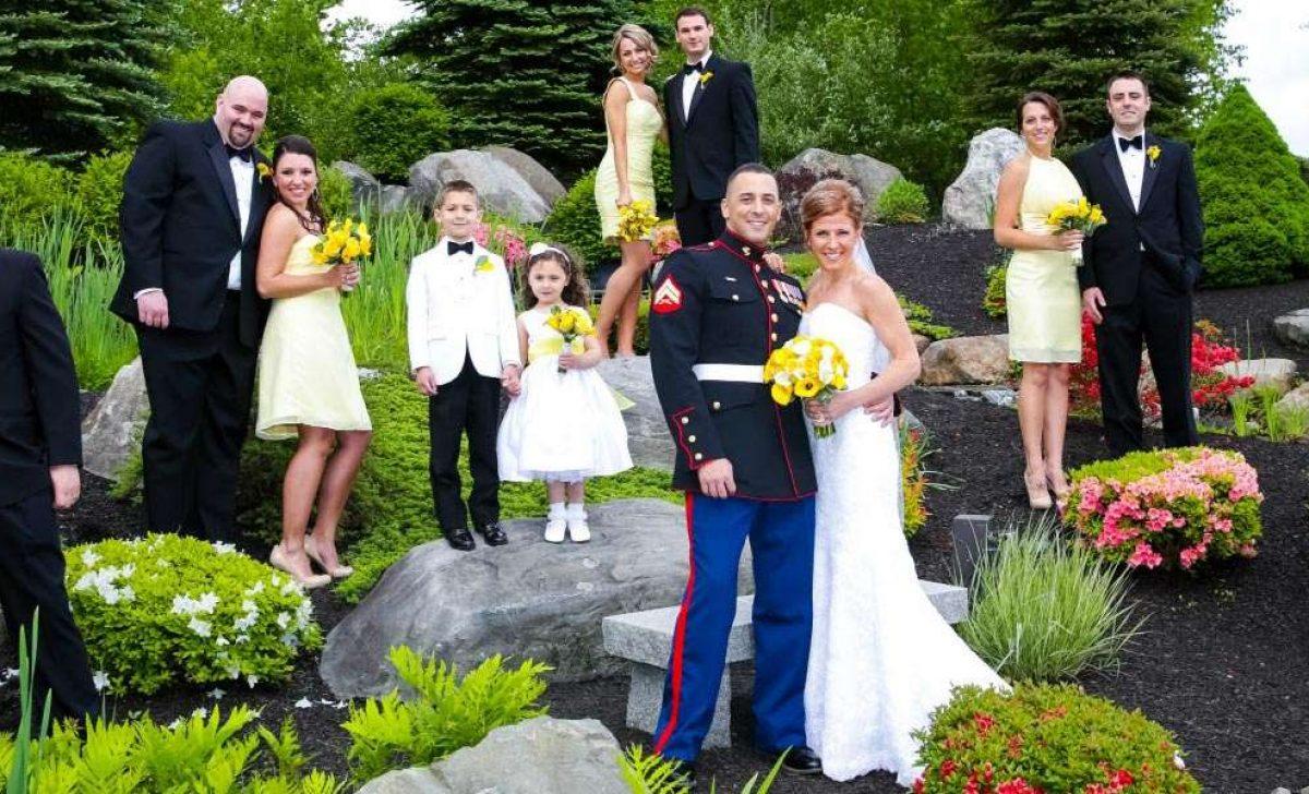 Wedding Party by Adriano Batti Photography