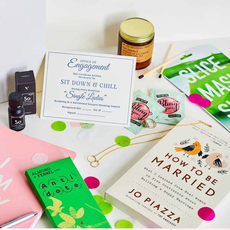 Small Packages Engagement Box